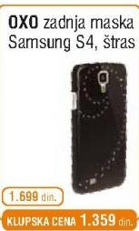 Oxo zadnja maska za Samsung S4