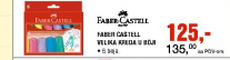 Velika kreda u boji, Faber Castell