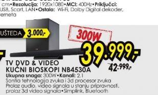 Soundbar NB 4530A