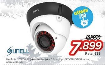 Kamera za video nadzor Sunell