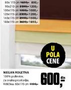 Roletna Megan, 60x170cm
