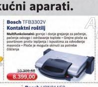 Toster TFB 3302V
