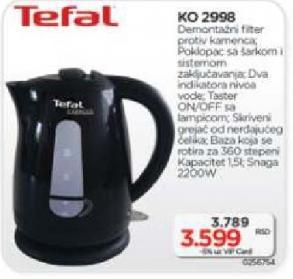 Kuvalo za vodu KO2998