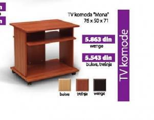 Komoda TV, Mona