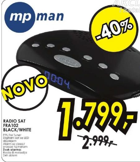 Radio Sat  FRA 102