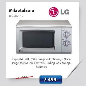 Ms-2021Cs Mikrotalasna