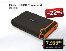 Eksterni Hard Disk 1 TB