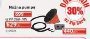 Nožna pumpa