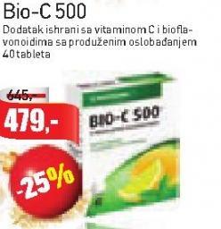 Kapsule Bio C500