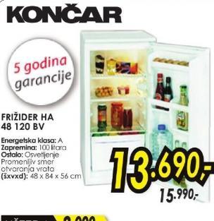 Frižider HA 48 120.BV