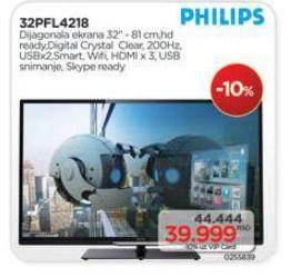 "Televizor LED 32"" 32PFL4218"