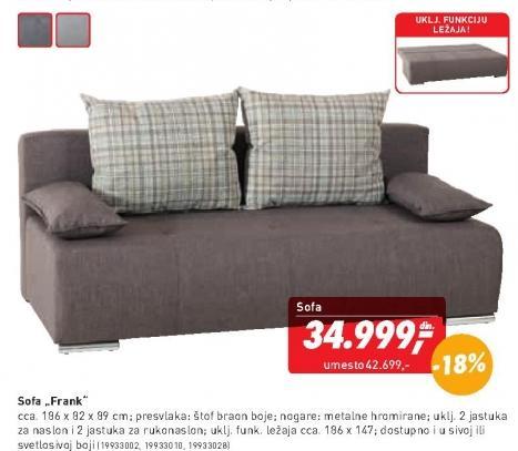 Sofa Frank
