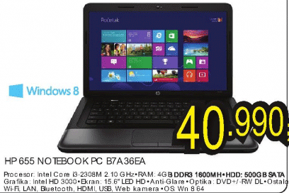 Laptop 655 B7A36EA
