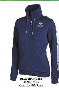 Trenerka Ulva ZIP Jacket