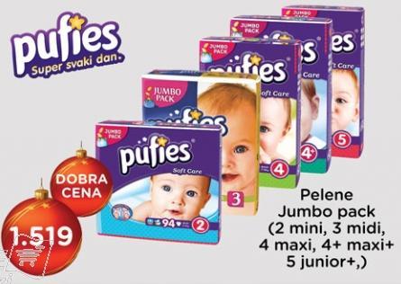 Pelene Jumbo pack