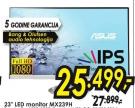 "LED monitor 23""  MX239H"