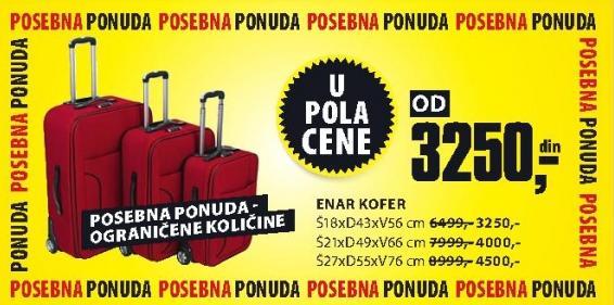 Kofer Enar 18x43x56