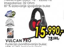 ROG slušalice sa mikrofonom VULCAN PRO
