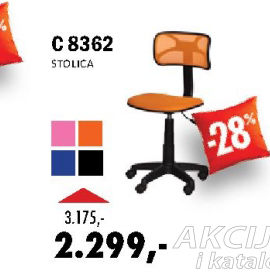 Stolica C8362