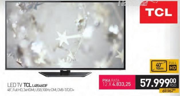 """Televizor LED 48"""" L48s4603f"""