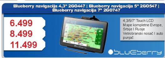 2G0447 Gps Navigacija