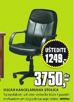 Kancelarijska stolica OSCAR