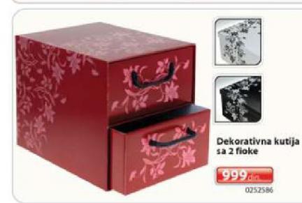 Dekorativna kutija