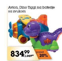 Avion Dino