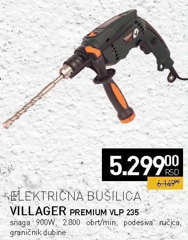 Bušilica Premium Vlp 235