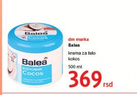 Krema za telo Kokos