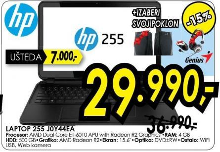 Laptop 255 J0y44ea
