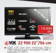 LED TV 22 900