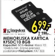 Memorijska kartica KFSDC