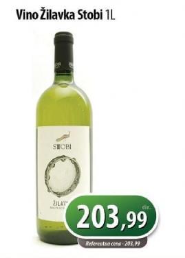 Belo vino Žilavka