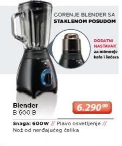 Blender B 600 B