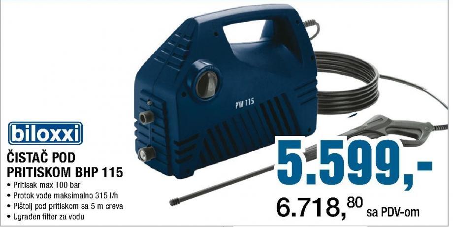 Čistač pod pritiskom BHP115