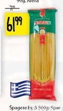 Špagete Spar