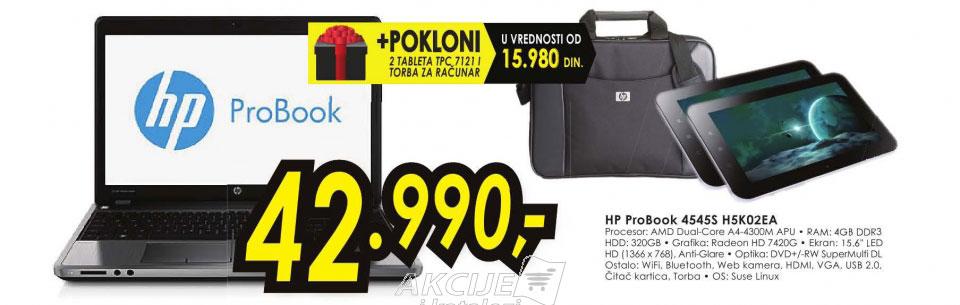 Laptop ProBook 4545S H5K02EA