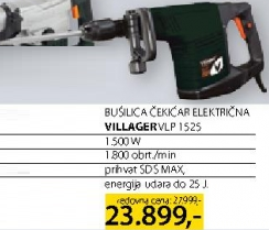 Bušilica čekićar električna VLP 1525