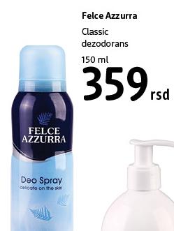 Dezodorans Classic