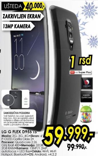 Mobilni telefon G Flex D955 Ts
