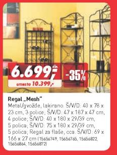 Regal Mesh