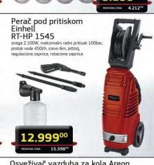 Perač pod visokim pritiskom RT-HP1545