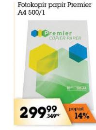 Fotokopir papir Premier
