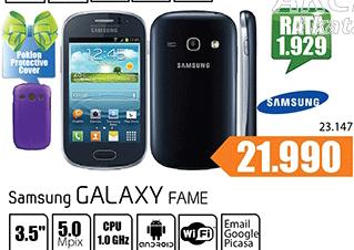 Mobilni telefon Galaxy Fame