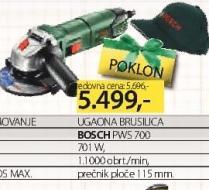Ugaona brusilica PWS 700
