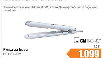Presa za kosu HC3361-20W