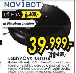 Usisivač VR 10BTBATBB