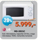 Mikrotalasna MS-2021C