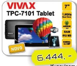 Tablet TPC 7101